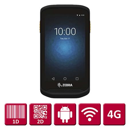 Zebra TC25 Android 7 (4G+WiFi) M/ SE4710