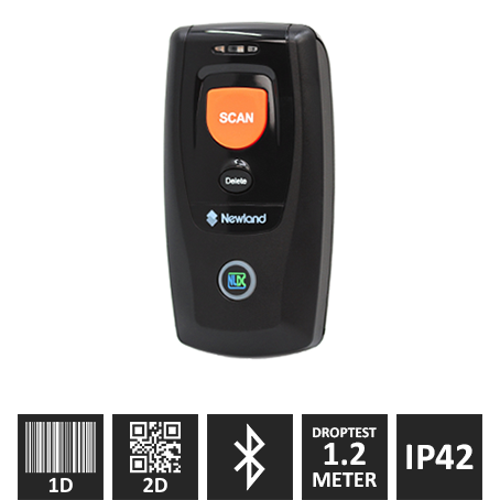 Newland BS8060-2T Bluetooth Scanner 2D