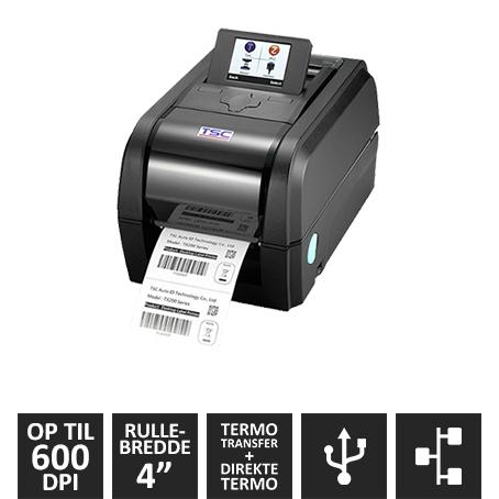 TSC TX200+ – Flere Varianter