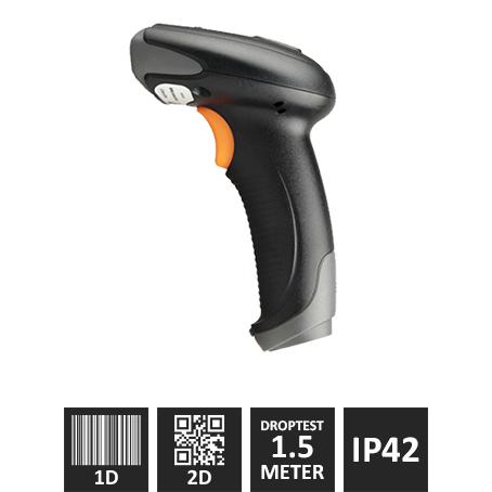 Newland HR22 M/ USB Inkl. Autosense Stand