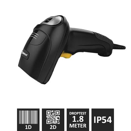 Newland HR5280 M/ USB Kabel Inkl. Autosense Stand