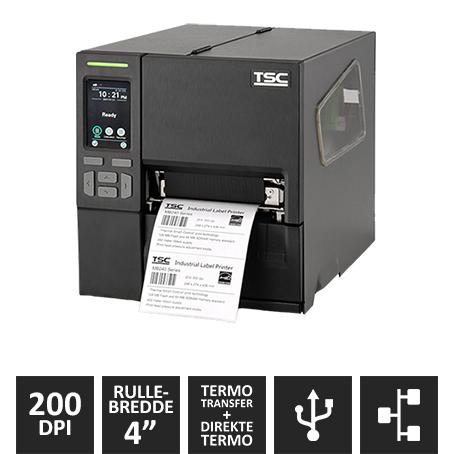 TSC MB240T USB / RS232 / LAN