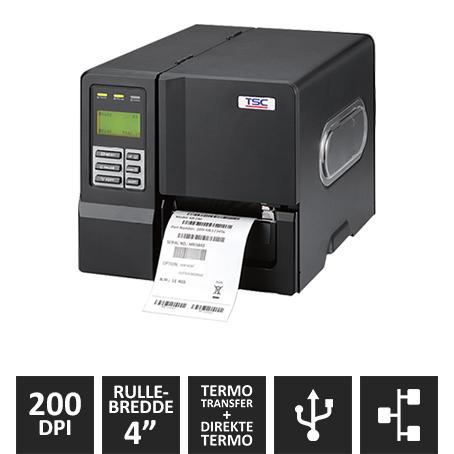 TSC ME240 USB / RS232 / LAN