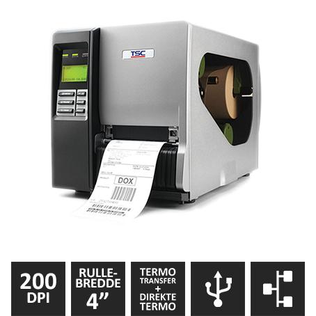 TSC TTP-246M Pro,  USB / RS232 / LAN