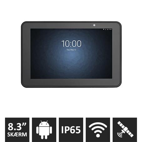 Zebra ET50 – 8″, Android 6