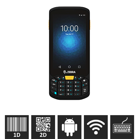 Zebra TC20K (keyboard) Android 8.1 (WiFi) M/ SE4710