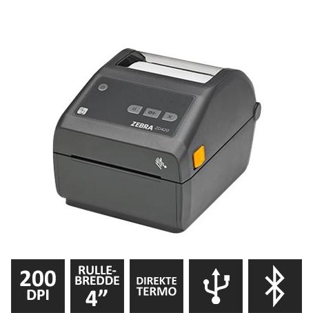 Zebra ZD420d USB/BT