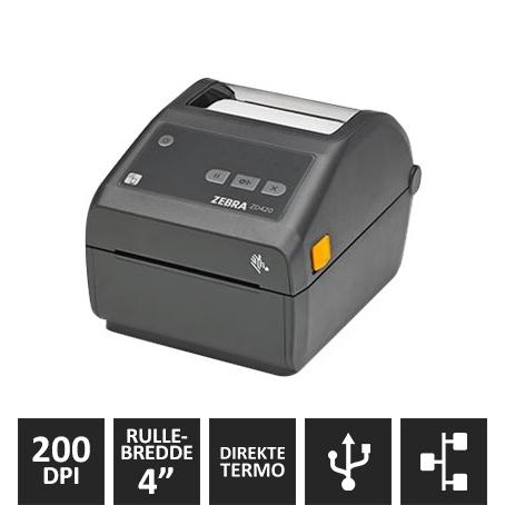 Zebra ZD420d USB/BT/ETH