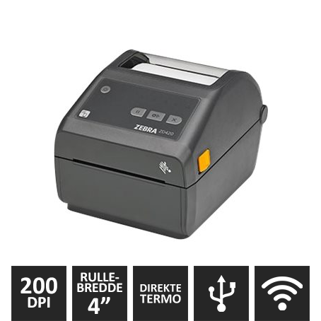 Zebra ZD420d USB/BT/WLAN