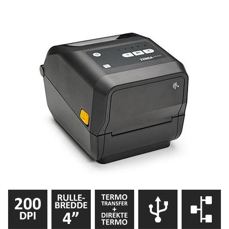 Zebra ZD420T USB/BT/ETH