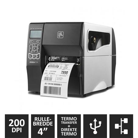 Zebra ZT230 USB/BT/ETH